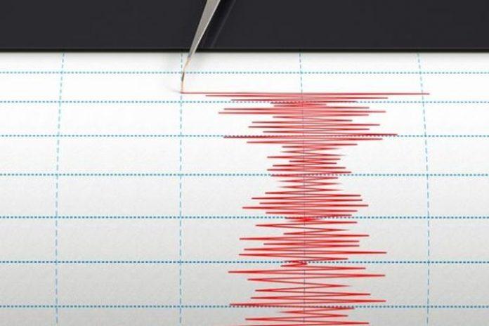 Ilustrasi gempa bumi.(AFP)
