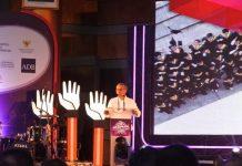 Ketua Dewan Komisioner OJK Wimboh Santoso. (Foto: iNews.id/Rully Ramli)