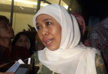 Gubernur Jawa Timur Khofifah Indar Parwansa