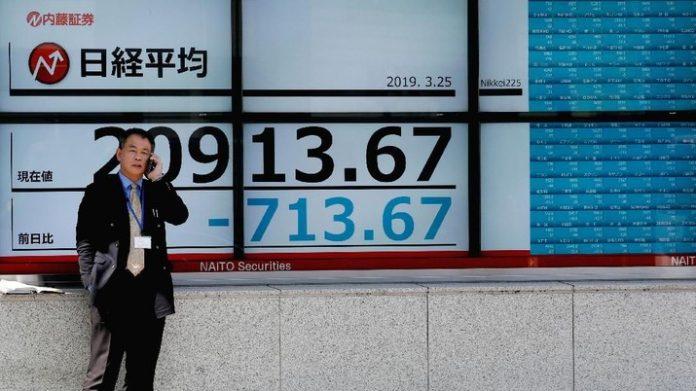 Bursa Tokyo (CNBC)