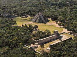 Chichen Itza Meksiko