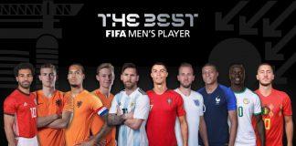 The Best FIFA Men's Player nominees (fifa.COM)
