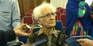 Tokoh Katolik dan Budayawan Indonesia, Franz Magnis Suseno (Foto: kompas.com)