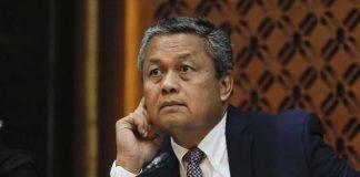 Gubernur Bank Indonesia, Perry Warjiyo (cnnindonesia)