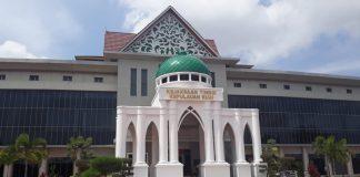Kantor Kejati Kepri di Jalan Sei Timun, Senggarang, Tanjungpinang (Foto: Suryakepri.com/MBA)