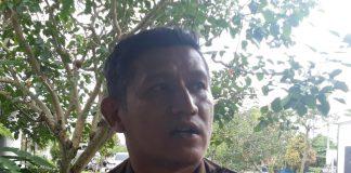 Kepala Seksi Intelijen Kejari Tanjungpinang Rizky Rahmatullah (suryakepri.com/Muhammad Bunga ashab)