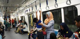 MRT JAKARTA KEMBALI BEROPERASI PASCA-PEMADAMAN LISTRIK LEBIH DARI 6 JAM