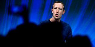 CEO Facebook, Mark Zuckerberg. Foto: Reuters/Gerard Julien