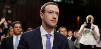 Mark Zuckerberg bersaksi di depan sidang Komite Foto: REUTERS/Aaron P. Bernstein