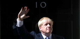 PM Inggris, Boris Johnson