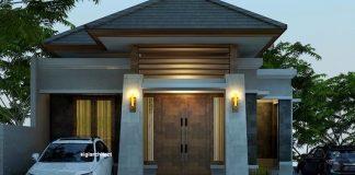 Rumah tipe 54. Di Batam, harga rumah menengah seperti ini akan mengalami kenaikan harga tertinggi pada kwartal III/2019.