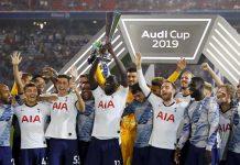 Tottenham juara Audi Cup 2019 (Evening Standard)