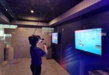 KT Corporation (Korea) has opened its first branch outside Korea for the arena of virtual reality games using 5G technology, called VRinity. (Suryakepri.com)