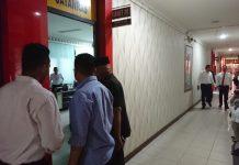 KPK mengagendakan pemeriksaan 6 orang saksi terkait kasus Operasi Tangkap Tangan (OTT) Gubernur Kepri nonaktif Nurdin Basirun.(suryakepri.com/agung)