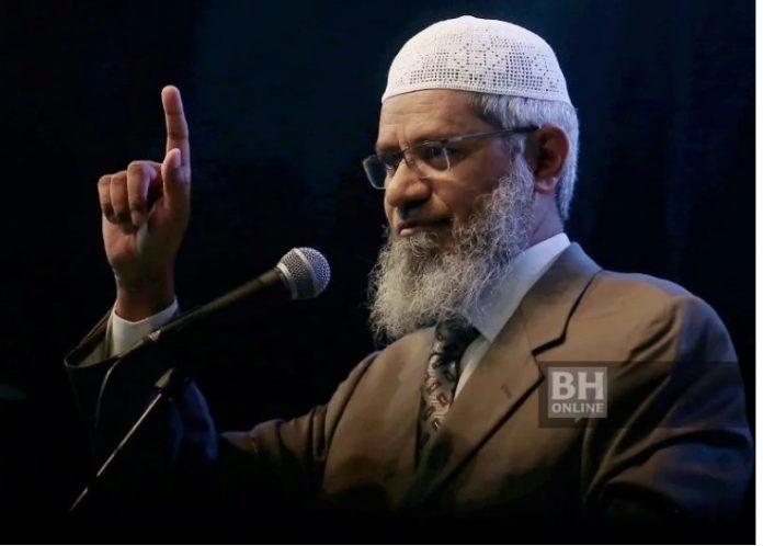 r Zakir Naik (Berita harian)