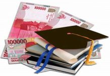 Ilustrasi anggaran pendidikan (krj)