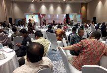 Seminar bertema Kontribusi Industri Hulu Migas dalam Mendukung Pertumbuhan Ekonomi Daerah di Radisson Hotel, Batam, Kamis (22/08/2019). FOTO/SURYAKEPRI.COM/PURWOKO