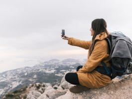 Selfie Saat Liburan/Freepik