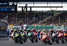 MotoGP Inggris 2019.(MotoGP)