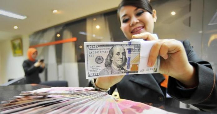 Cadangan devisa Indonesia pada akhir Agustus 2019 tercatat sebesar 126,4 miliar dolar AS. (Foto: w3cargo)