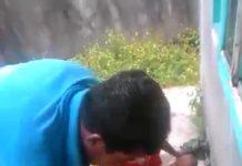 Pasangan Sesama Jenis Digrebek Warga Sedang Mesum di Tanjungbatu Kepulauan Riau (Dok: Ist)