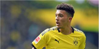 Jadon Sancho (Bundesliga)