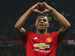 Penyerang Manchester United, Marcus Rashford (Sumber: Football365)