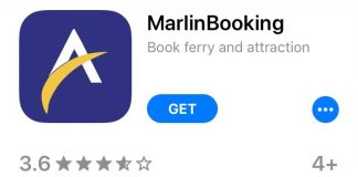 Application MarlinBooking