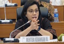 Menteri Keuangan Sri Mulyani Indrawati (Sumber: Kemenkeu)