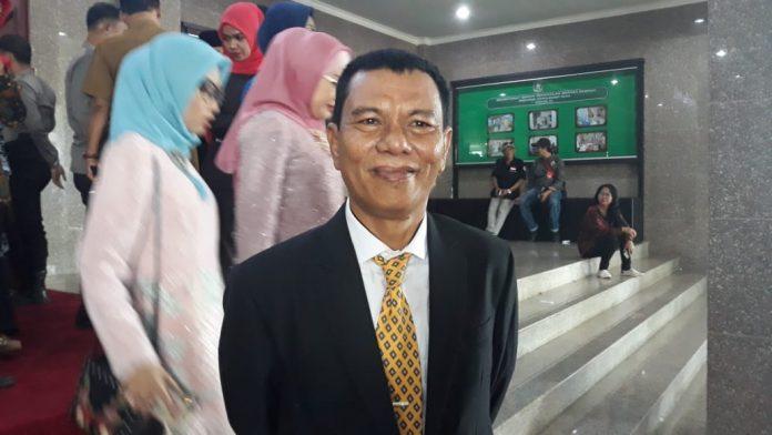 Uba Ingan Sigalingging anggota DPRD Kepulauan Riau (Foto: Suryakepri.com/MBA)