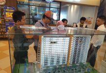 Puri Khayangan Apartments give bonuses for the first 10 buyers