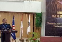 Ir Sulistyana MT, presentasi persiapan event : BKC OPEN INTERNASIONAL KE-4 di BATAM 2019.(ist)