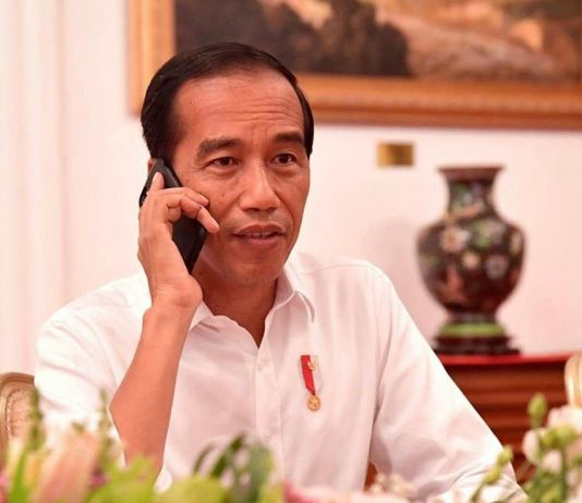 President of the Republic of Indonesia Joko Widodo (Photo from the official Instagram account of Jokowi)