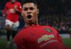 Striker Manchester United Marcus Rashford terpilih sebagai man of the match dalam kemenangan 2-1 atas Chelsea. (Sumber: Manutd.com)
