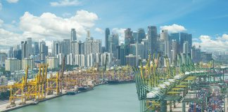 Pelabuhan Singapura (maritimnews)