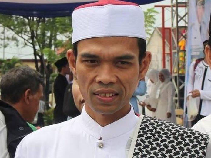 Ustad Abdul Somad alias UAS