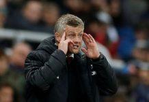 Manager Man United Ole Gunnar Solskjaer