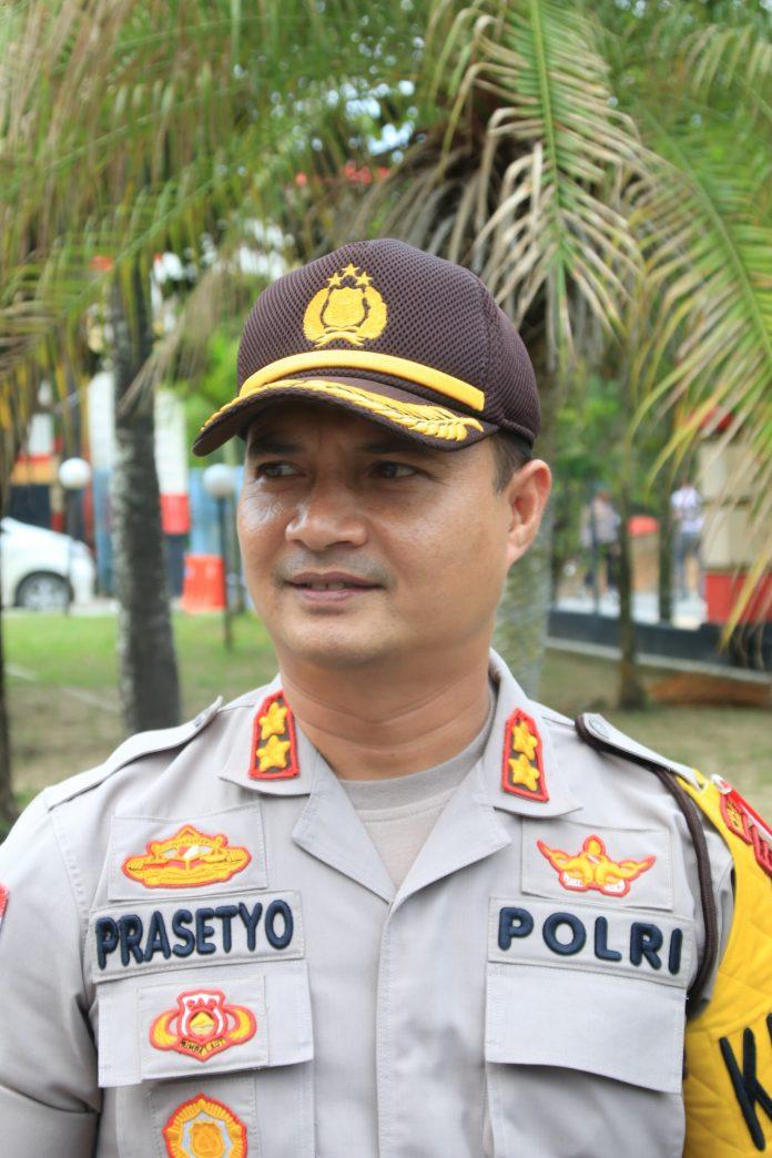 Kapolresta Barelang, Kombes Rahmat Prasetyo Purboyo