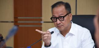 Menteri Perindustrian Agus Gumiwang Kartasasmita (Kemenperin)