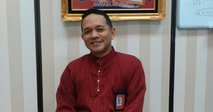 Direktur Promosi dan Humas BP Batam, Dendi Gustinandar