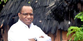 Wamen PUPR John Wempi Wetipo (Sumber: Lintas Papua)