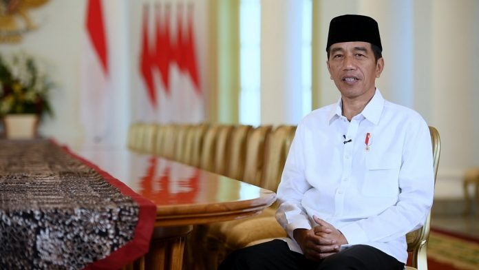 Presiden Jokowi (Sumber: Gesuri)