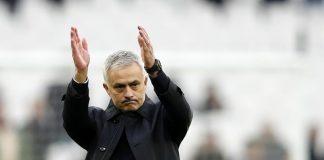 Manajer Tottenham Hotspur Jose Mourinho (Sumber: twitter Tottenham)