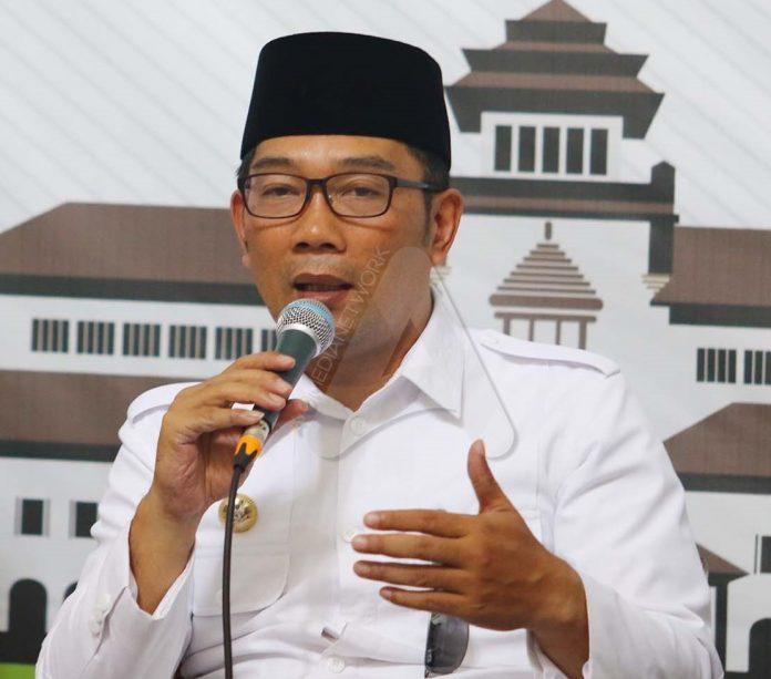 Gubernur Jawa Barat Ridwan Kamil (Foto:ayobandung.com)