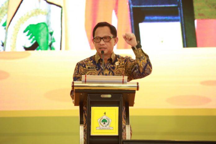 Menteri Dalam Negeri Tito Karnavian (Sumber: Kemendagri)