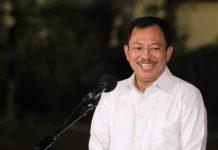Mantan Menkes dr Terawan Agus Putranto, penggagas Vaksin Nusantara untuk Covid-19. (CNBC)