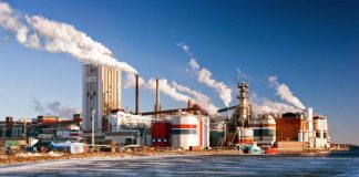Ilustrasi kawasan industri