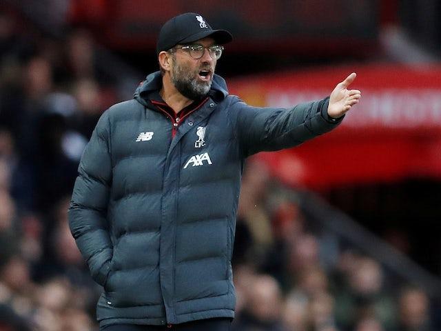 Manager Liverpool Jurgen Klopp