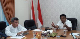 Ketua Kamar Dagang dan Industri (Kadin) Provinsi Kepri, Ahmad Ma'aruf Maulana .(purwoko)
