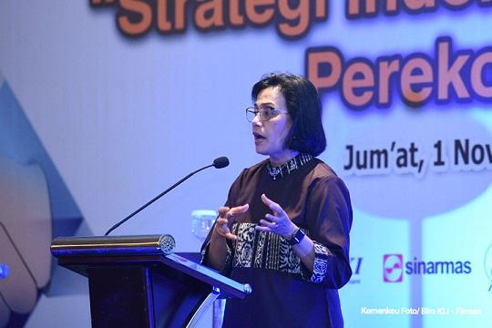 Menteri Keuangan Sri Mulyani Indrawati (Foto: Kemenkeu)